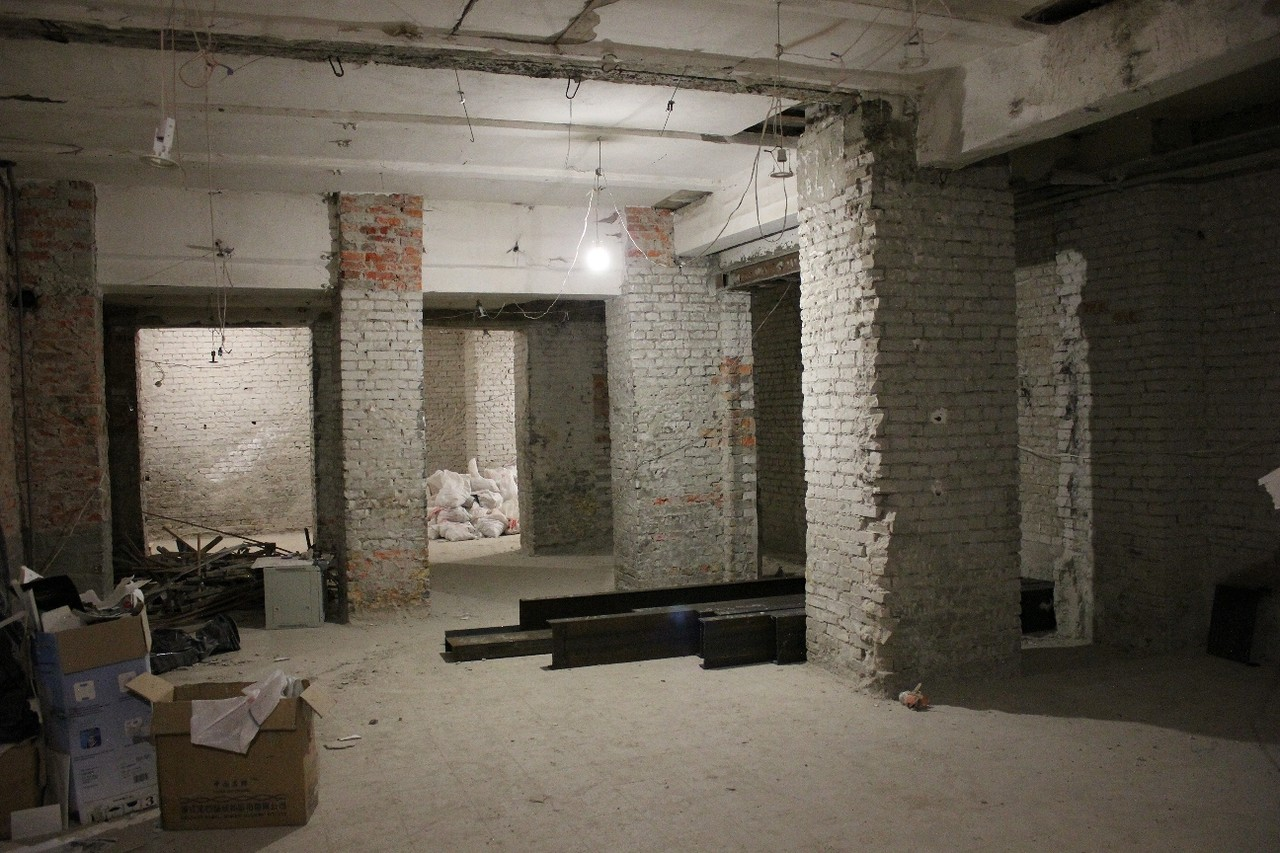 Как происходит демонтаж бетона в Киеве?